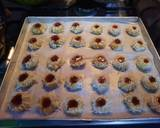 Strawberry Thumbprint Cookies langkah memasak 5 foto