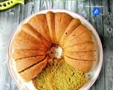 Greentea Cake langkah memasak 5 foto