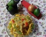 Oseng kikil mutiara jagung langkah memasak 5 foto