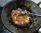 Mee Grob LadNa langkah memasak 6 foto