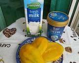 Mango Lassi langkah memasak 1 foto
