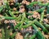 Spiced Pork and Green Beans recipe step 5 photo