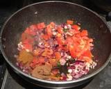 Chicken wrap recipe step 2 photo