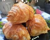 Cheese croissant puff pastry langkah memasak 4 foto