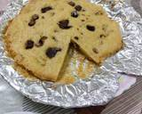 Giant KitKat chocolate chip cookie without oven recipe step 8 photo