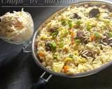 Chinese fried rice recipe step 4 photo