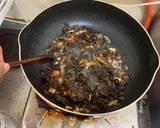 Bihun jamur kuping langkah memasak 2 foto