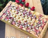 Jelita Cake langkah memasak 10 foto