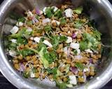 Protein enriched boat salad recipe step 3 photo