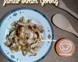 Jamur Tiram Goreng langkah memasak 3 foto