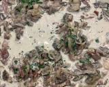 Tagliatelle w sosie śmietanowym z boczkiem i pieczarkami krok przepisu 2 zdjęcie