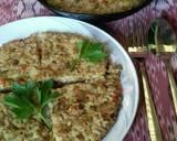 Nasi panggang teplon langkah memasak 4 foto