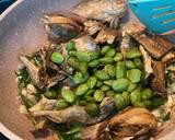 Ikan asin cabai hijau langkah memasak 2 foto