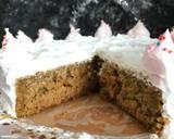 Birthday carrot cake langkah memasak 9 foto
