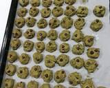 Cookies matcha chocochip langkah memasak 3 foto