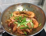 Spicy Butter Prawn recipe step 2 photo