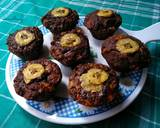 Muffin Pisang Cokelat langkah memasak 5 foto