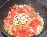 Fenugreek creamy paneer or methi malai paneer recipe step 2 photo
