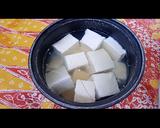 Tahu Susu langkah memasak 3 foto