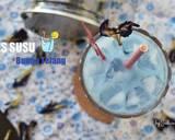 ES SUSU Bunga Telang langkah memasak 3 foto