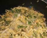 Spinach & onion pakodi/pakora recipe step 2 photo