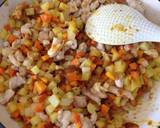 Chicken Curry Puff #selasabisa langkah memasak 4 foto