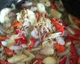 Nasi liwet teri medan versi praktis langkah memasak 3 foto