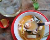 Tom Yam Goong Seafood by Dapur Ryuna #SeafoodFestival langkah memasak 6 foto