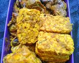 Ayam ungkep (ati ampela & tempe) langkah memasak 5 foto