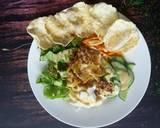 Salad Padang...#SaladAction @cookpad_id langkah memasak 5 foto