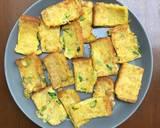 MPASI 1 Tahun KeatasRoti Goreng Telur langkah memasak 9 foto