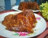 Puding Karang Gula Merah #PekanINSPIRASI langkah memasak 7 foto