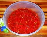 Mike's Garlic Basil Tomato Olive Oil Appetizer recipe step 3 photo
