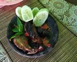 Pecak Ikan Pari Asap Sambal Mentah langkah memasak 4 foto