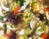Sup Sayur Warna Warni langkah memasak 5 foto
