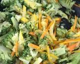 Smażony ryż z warzywami i jajkiem krok przepisu 2 zdjęcie