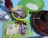 Nasi Kebuli Kambing + Acar langkah memasak 3 foto