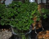 Chickpea and wheat Salad recipe step 1 photo