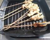 Sate ayam langkah memasak 4 foto