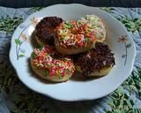 Donat Maizena Empuk Menul tanpa Telur langkah memasak 7 foto
