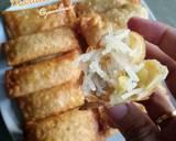 Martabak Bihun (Kulit Pangsit) langkah memasak 4 foto