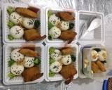 26. Chicken nugget endolita tralala ala fe #pekaninspirasi langkah memasak 5 foto