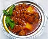 Chola dal vadi sabzi recipe step 3 photo