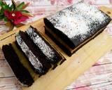 Brownies Lapis Alpukat langkah memasak 8 foto