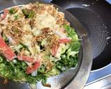 Japanese Cabbage Okonomiyaki Pancake recipe step 5 photo