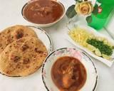 Chicken nihaari with homemade whole wheat naan ! recipe step 7 photo