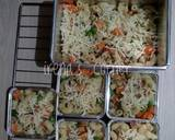 Macaroni schotel with veggies langkah memasak 6 foto