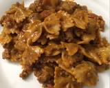 One pot beef taco pasta skillet recipe step 7 photo
