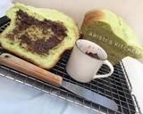 Roti Tawar Pandan langkah memasak 15 foto