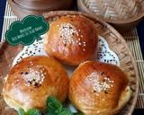 487. Roti Manis Isi Selai Nanas, lembut & moist langkah memasak 14 foto